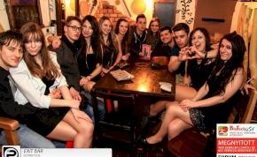 Debrecen, Exit Bar- 2014. Március 8., szombat este