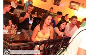 Debrecen,Tequila Bár - 2013. Augusztus 1., Csütörtök