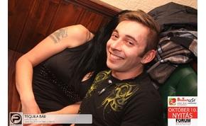 Debrecen, Tequila Bár - 2013. Október 11., Péntek