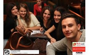 Debrecen, Tequila Bár- 2013. November 21., csütörtök este