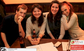 Debrecen, Tequila Bár 2014. Január 23., csütörtök este