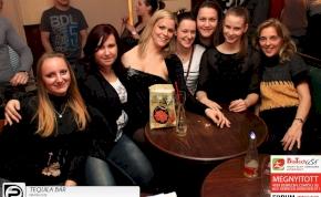 Debrecen, Tequila Bár- 2014. Január 24., péntek este
