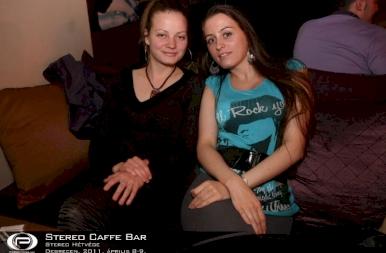 Debrecen, Stereo Club - 2011. február 12. Szombat