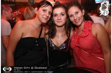 Debrecen, Neon City & Garden - 2011. szeptember 13. Kedd