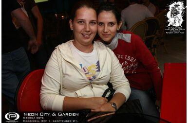 Debrecen, Neon City & Garden - 2011. szeptember 21. Szerda
