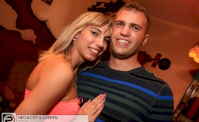 Neon City & Garden - 2012. Szeptember 14., Péntek