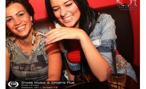 Debrecen, Stars Music & Sports Pub - 2011. október 8. Szombat