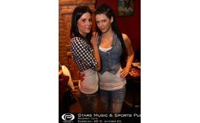 Debrecen, Stars Music & Sports Pub - 2010. október 23. szombat