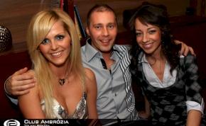 Hajdúszoboszló, Club Ambrózia, 2011. január 22. Szombat