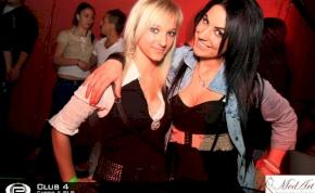 Téglás, Club 4 - 2012. április 7. Szombat