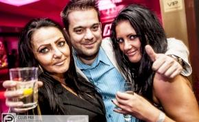 Debrecen, Club Mix - 2013. Szeptember 9., Hétfő