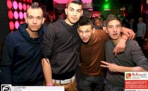 Debrecen, Club Mix- 2014. Január 17., péntek este