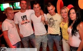 Debrecen, Cool Club - 2012. Augusztus 19., Vasárnap