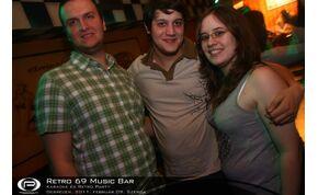 Debrecen, Retro 69 Music Bar - 2011. február 09. Szerda