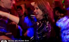Debrecen, Retro 69 Music Bar - 2011. február 15. Kedd