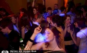 Debrecen, Retro 69 Music Bar - 2011. február 16. Szerda