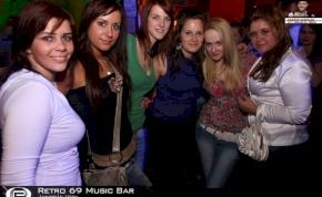 Debrecen, Retro 69 Music Bar - 2011. február 18. Péntek