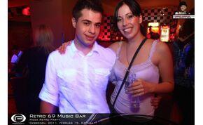 Debrecen, Retro 69 Music Bar - 2011. február 19. Szombat
