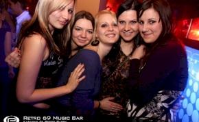 Debrecen, Retro 69 Music Bar - 2011. február 23. Szerda