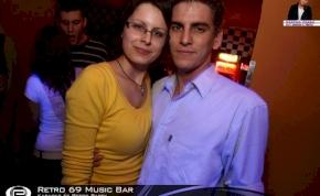 Debrecen, Retro 69 Music Bar - 2011. március 2. Szerda