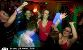 Debrecen, Retro 69 Music Bar - 2011. március 22. Kedd