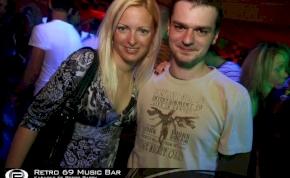 Debrecen, Retro 69 Music Bar - 2011. március 23. Szerda