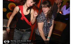 Debrecen, Retro 69 Music Bar - 2011. március 25. Péntek