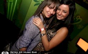 Debrecen, Retro 69 Music Bar - 2011. április 8. Péntek