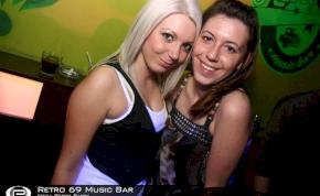 Debrecen, Retro 69 Music Bar - 2011. április 9. Szombat