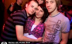 Debrecen, Retro 69 Music Bar - 2011. április 12. Kedd