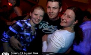 Debrecen, Retro 69 Music Bar - 2011. április 13. Szerda