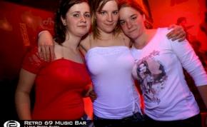 Debrecen, Retro 69 Music Bar - 2011. április 15. Péntek