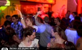 Debrecen, Retro 69 Music Bar - 2011. április 16. Szombat