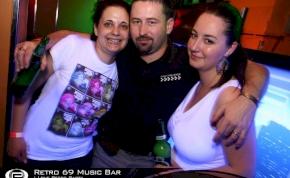 Debrecen, Retro 69 Music Bar - 2011. április 29. Péntek