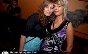 Debrecen, Retro 69 Music Bar - 2011. május 18. Szerda