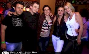 Debrecen, Retro 69 Music Bar - 2011. május 25. Szerda