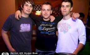 Debrecen, Retro 69 Music Bar - 2011. június 1. Szerda