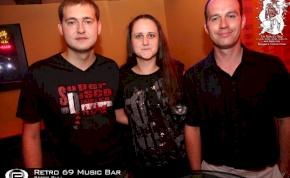 Debrecen, Retro 69 Music Bar - 2011. július 8. Péntek