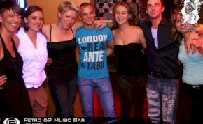 Debrecen, Retro 69 Music Bar - 2011. július 29. Péntek
