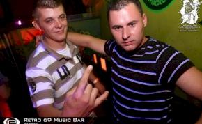 Debrecen, Retro 69 Music Bar - 2011. augusztus 6. Szombat