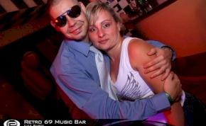 Retro 69 Music Bar - 2011. augusztus 12.