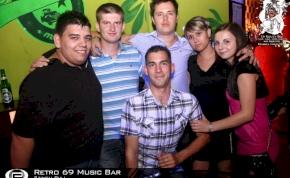 Debrecen, Retro 69 Music Bar - 2011. szeptember 3. Szombat