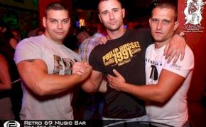 Debrecen, Retro 69 Music Bar - 2011. szeptember 10. Szombat