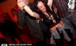 Debrecen, Retro 69 Music Bar - 2011. szeptember 17. Szombat