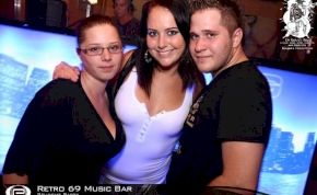 Debrecen, Retro 69 Music Bar - 2011. szeptember 20. Kedd