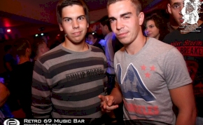 Debrecen, Retro 69 Music Bar - 2011. szeptember 21. Szerda