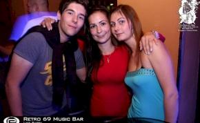 Debrecen, Retro 69 Music Bar - 2011. szeptember 23. Péntek
