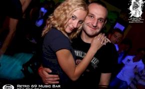 Debrecen, Retro 69 Music Bar - 2011. október 1. Szombat