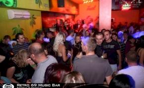 Debrecen, Retro 69 Music Bar - 2011. október 8. Szombat