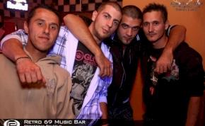 Debrecen, Retro 69 Music Bar - 2011. október 19. Szerda